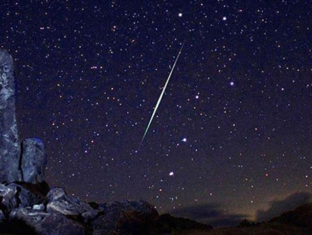Волжан ждет метеорный поток Ориониды