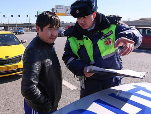 В Волжском выявили более десяти водителей с алкогольным опьянением