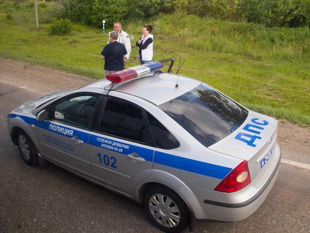 Волжских сотрудников ГИБДД снабдят новыми устройствами