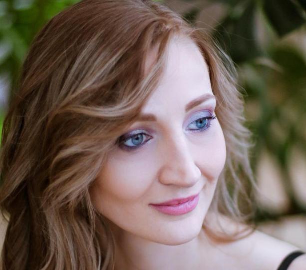 Участница кастинга «Мисс Блокнот Волжский» - Анастасия Попова