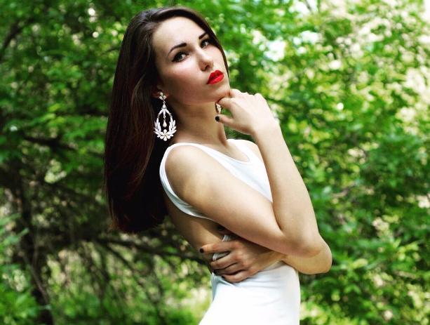 К тебе все придет, как только ты все отпустишь, - сногсшибательная Анастасия Бурдонова, участница «Мисс Блокнот Волжского-2017»