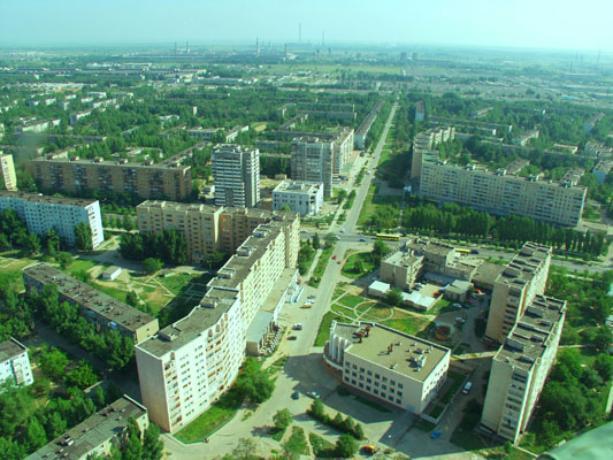 Волжский возрождает статус «самого зеленого города»