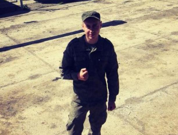 22-летний Александр Солопов из Средней Ахтубы погиб в Сирии при исполнении воинского долга