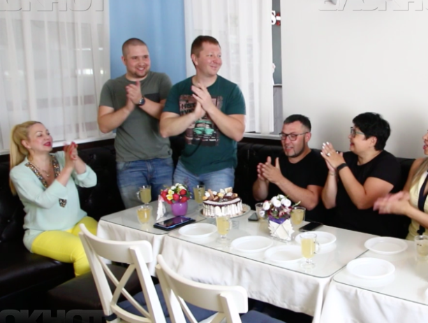 Участники реалити-шоу «Сбросить лишнее» отпразднуют завершение проекта