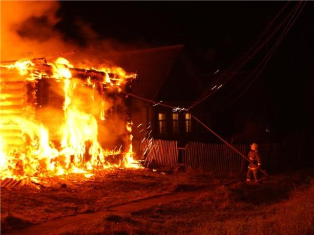 Пожары «захватывают» территорию