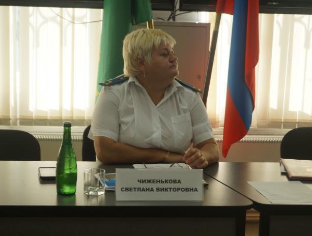 С волжанами встретится представитель областной прокуратуры
