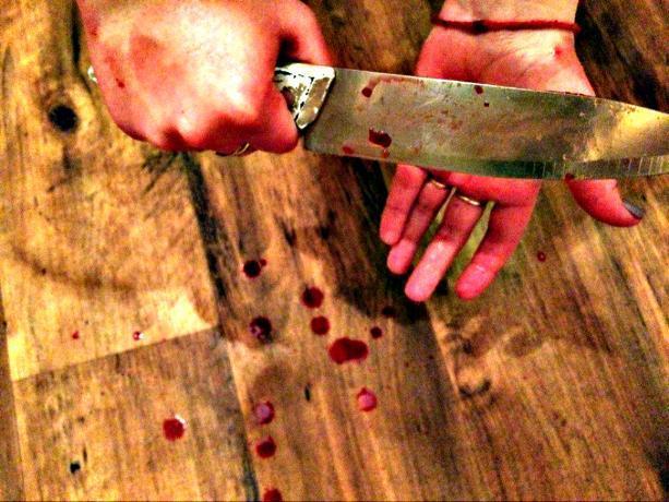 Волгоградец убил приятеля, а полиции сказал, что тот «сам зарезал себя»