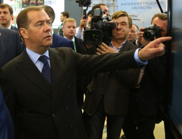 Дмитрий Медведев отметил необходимость проекта обводнения Волго-Ахтубинской поймы