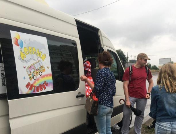 «Добрый автобус» приедет в Волжский