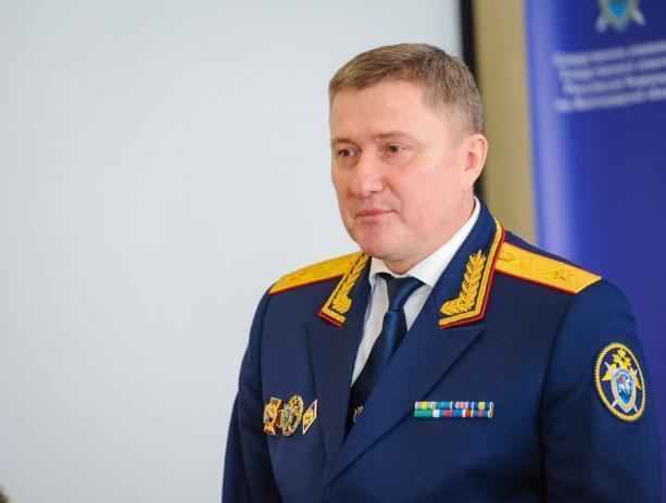 В СУ СКР по Волгоградской области представили нового главу