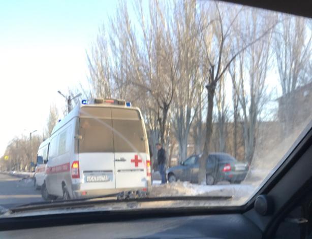 Волжанин за рулем Lada Priora сбил женщину на пешеходном переходе