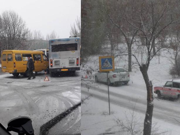 День жестянщика открыт: в Волжском первые жертвы снегопада