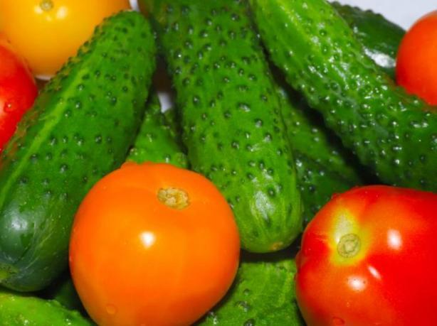 В Волгоградской области подорожали огурцы и помидоры
