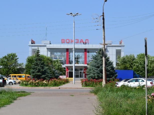 На вокзале Волжского установили мемориальную доску
