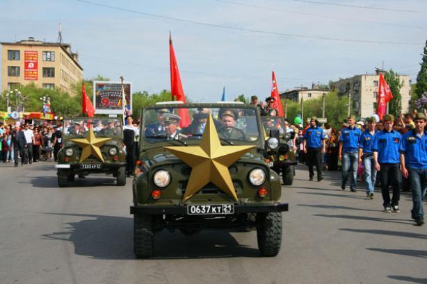 День Победы в Волжском: куда сходить и что посмотреть?