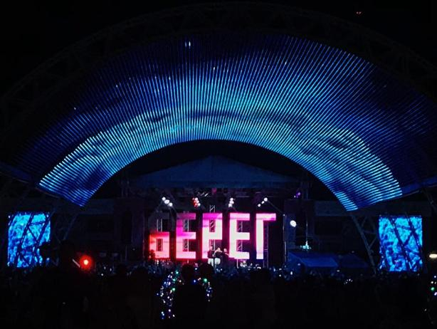 Фестиваль «Берег» собрал меломанов Волгограда и Волжского