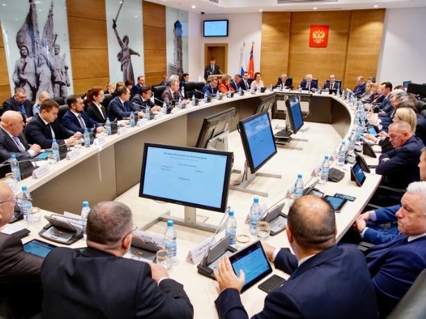 Бюджет Волгоградской области на три года приняли 21 ноября