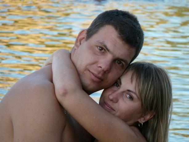 Любовь сильнее всех преград - история Юлии и Алексея