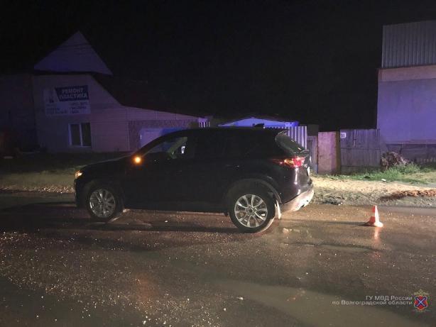 Два водителя, пассажир и пешеход пострадали на дорогах Волжского за сутки