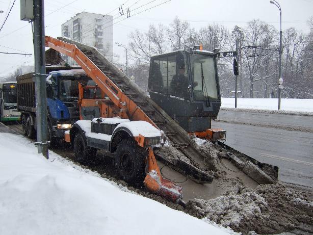 В Волгоградской области к зиме готовят снегоуборочную технику