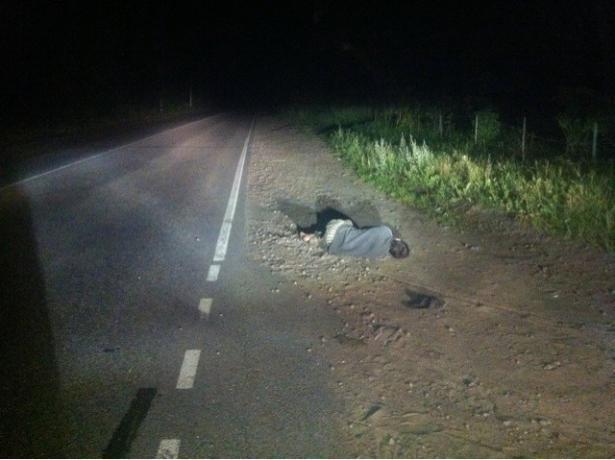 Ночью пьяный водитель сбил подростка под Волжским