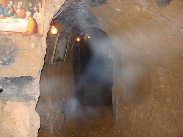 Волжские подземные ходы - таинство Безродненских пещер