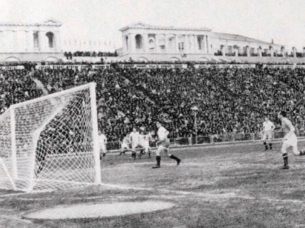 Спортивная история города началась шестьдесят пять лет назад