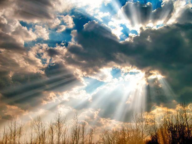 Воскресный день в Волжском пройдет без осадков
