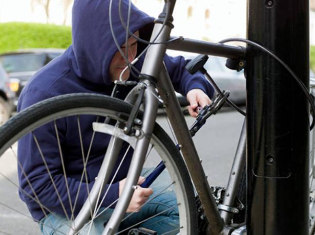 В Волжском участились кражи велосипедов