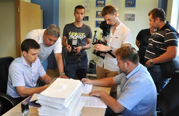 Количество претендентов вВолгоградской области уменьшилось до40