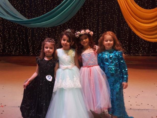 В Волжском прошёл конкурс красоты для девочек