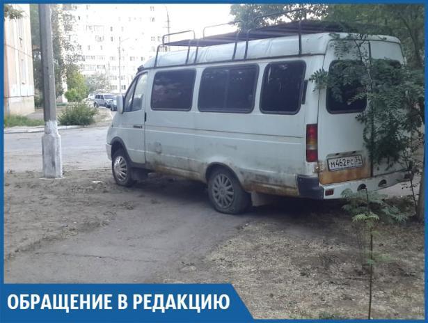 Эгоистичный автохам вынудил волжан топтаться в грязи