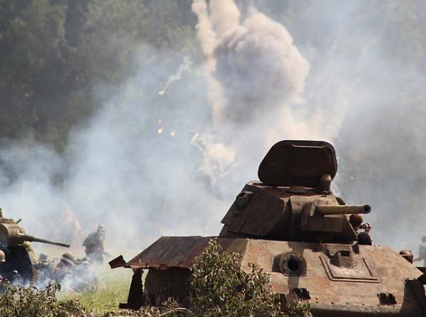 День воинской славы России в Волжском будет теплым