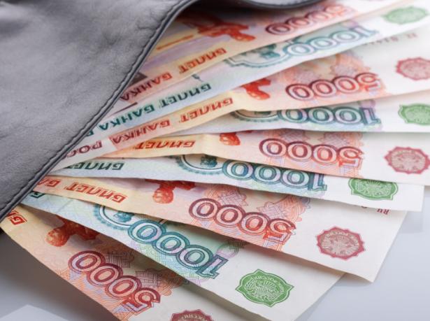 В регионе падает уровень заработной платы