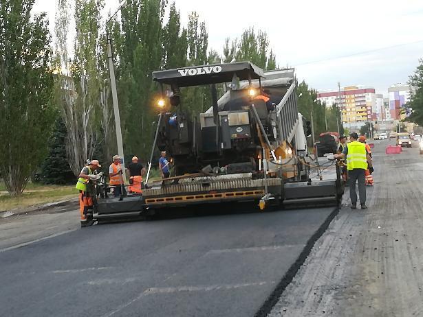 Более полутора миллиардов выделили на ремонт дорог в Волгоградской области