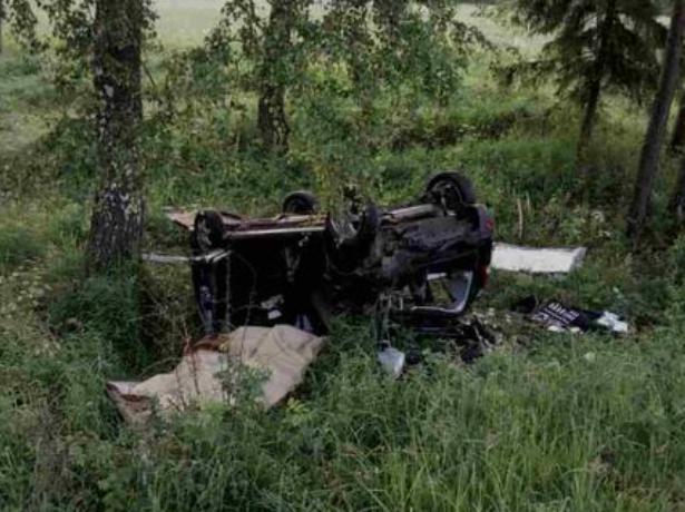 Женщина-водитель погибла в ДТП в Среднеахтубинском районе