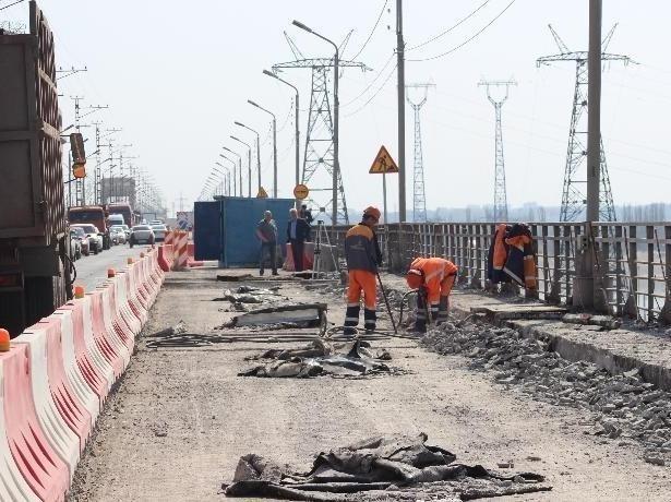 Подрядчик приступит к ремонту очередного отрезка дороги на ГЭС