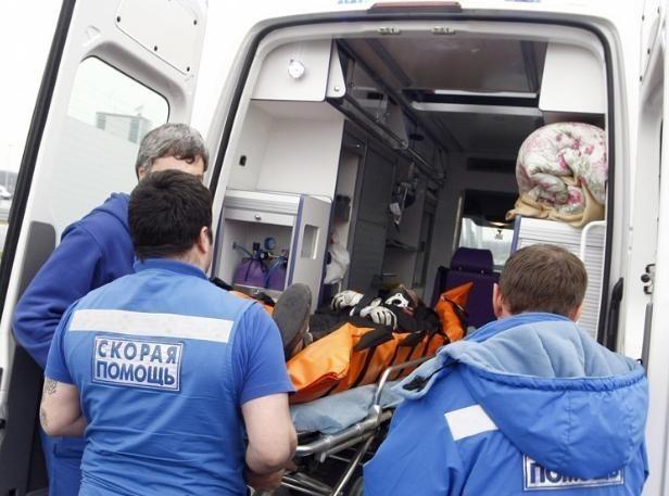 Два человека пострадали в ДТП во время обгона на трассе под Волжским
