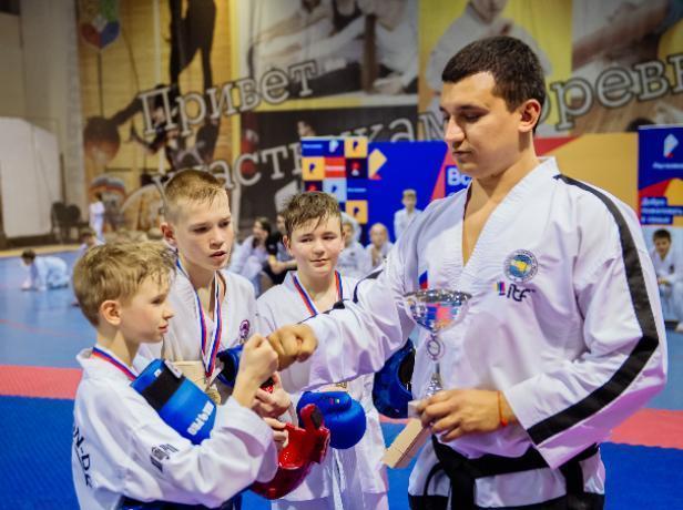 «Ростелеком» в Волгограде организовал турнир по тхэквондо для юных спортсменов