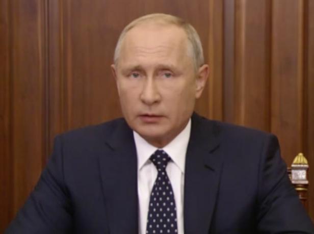 Путин сжалился над волжанками в вопросе пенсионной реформы