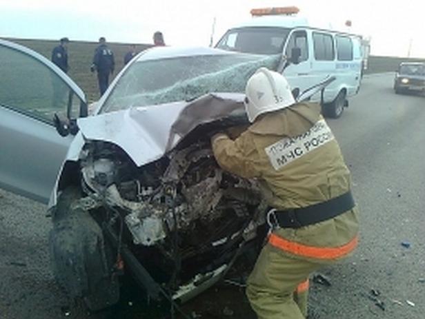 ДТП со смертельным исходом: на Волгоградской трассе погибли двое