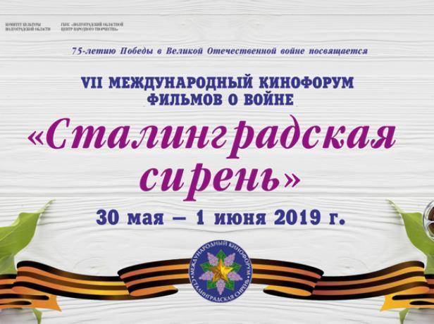 Волжский станет площадкой для VII международного кинофестиваля