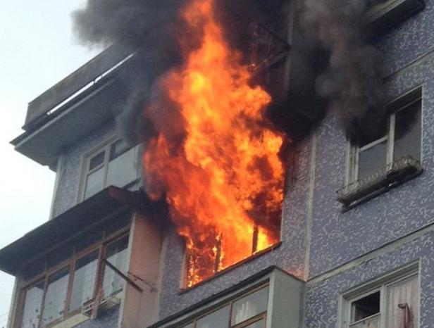 Топ советов от «Блокнота»: что делать при пожаре