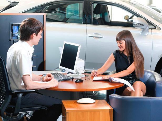 Предприятия-мошенники незаконно реализуют автомобили
