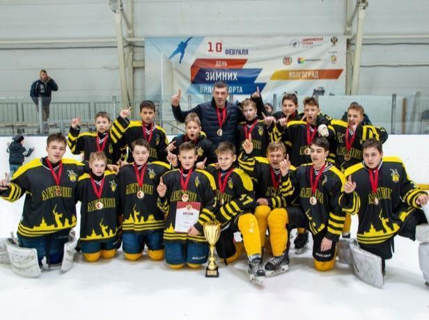 В планах юных хоккеистов – взять «Кубок Третьяка»
