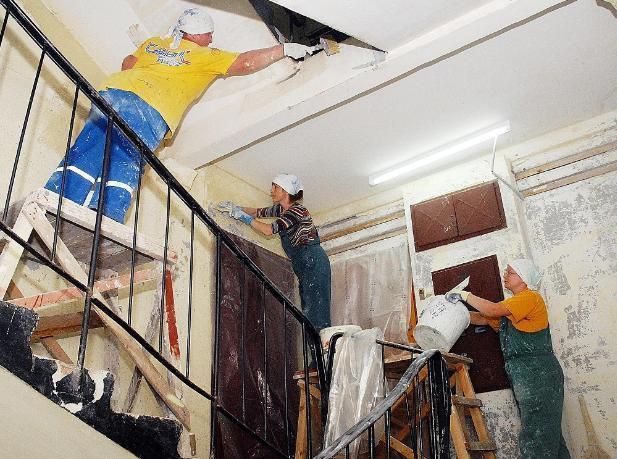 Волжские дома ждут обновления