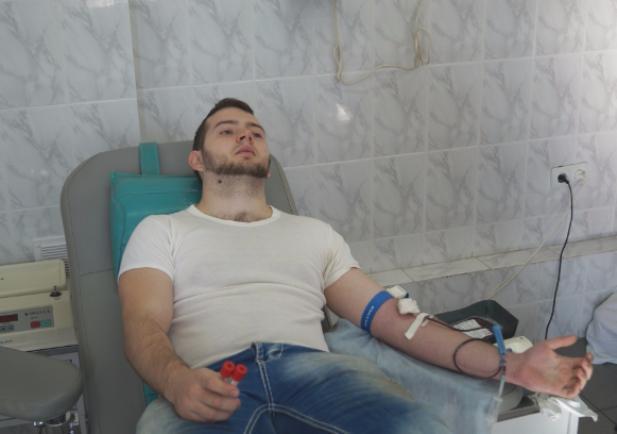 ВДень донора вПриморском крае собрали неменее 80 литров крови