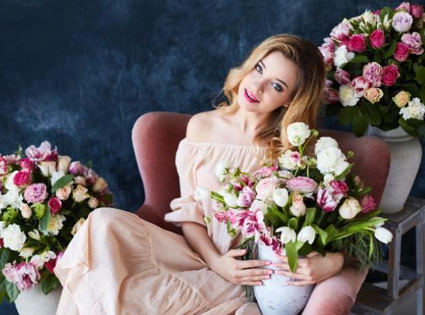 ЖК «Династия» поздравляет всех волжанок с 8 марта