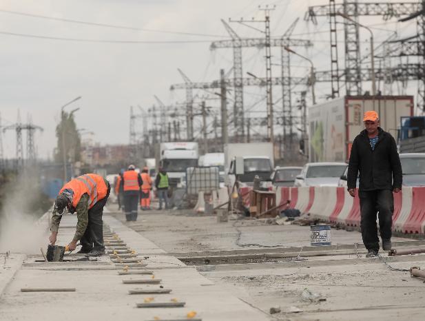 Первый этап работ на ГЭС завершится в конце октября