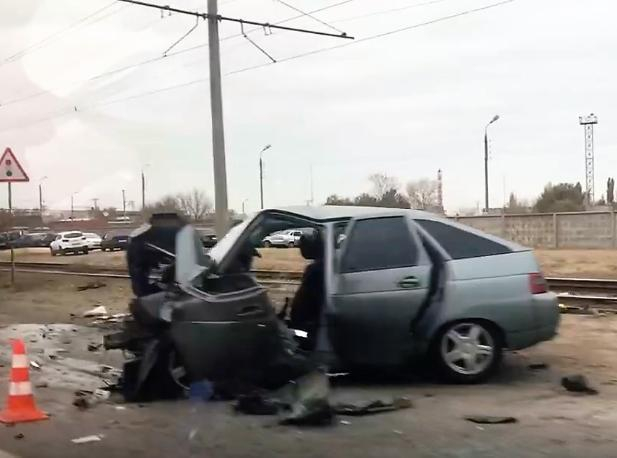 Виновник смертельной аварии «гонял» по Волжскому без прав